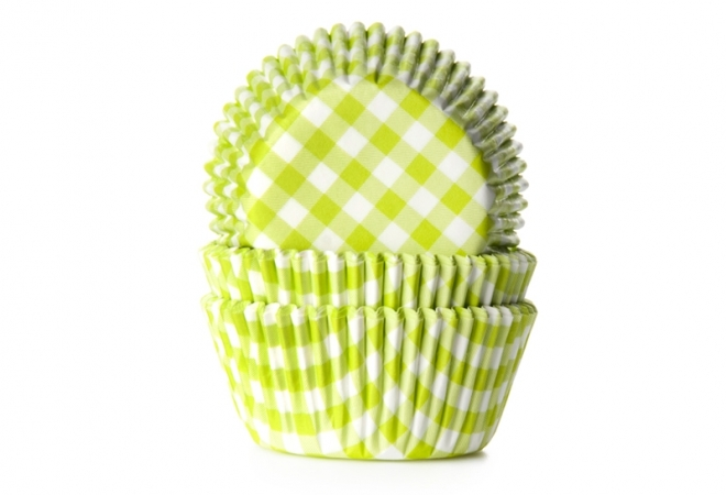 Baking cup Ruit lime 50x33 mm